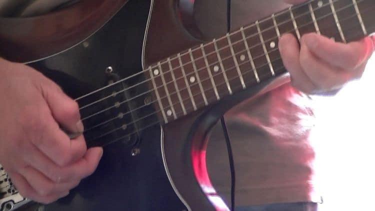 Guitare nico